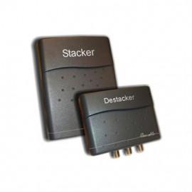 Stacker De-Stacker Plus