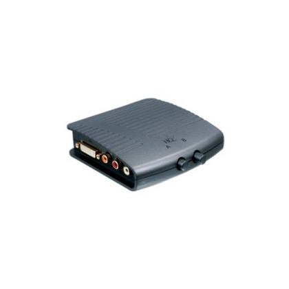 2-veis DVI/HDMI Switch