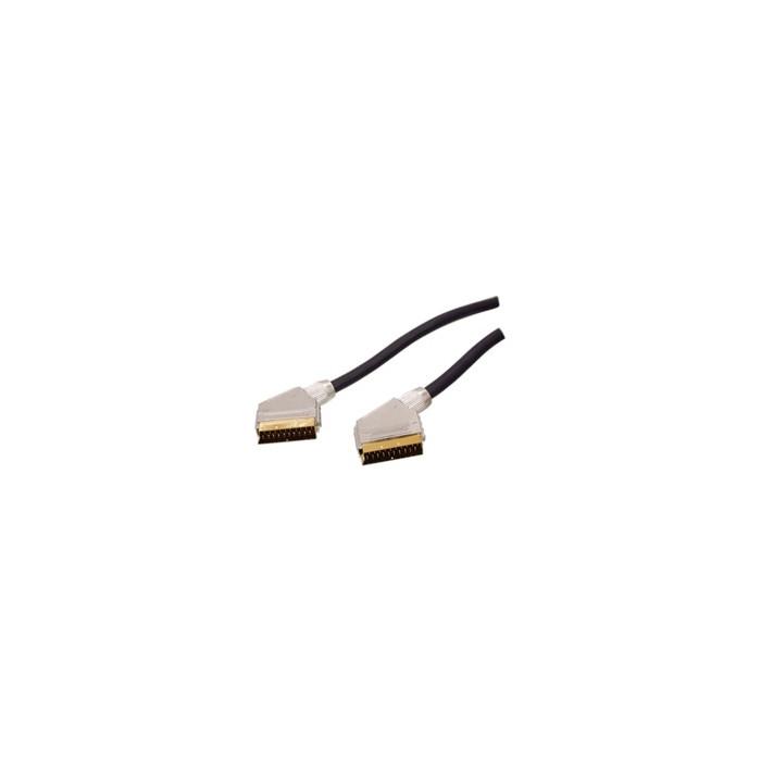 SCART Kabel - SCART44BL