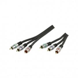 Komponent Video Kabel - HQSS3811