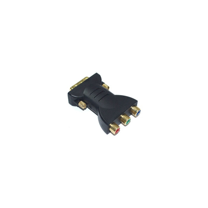 Adapter - DVI til Komponent