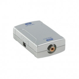 Optical to Coaxial Converter