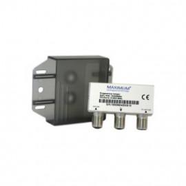 SAT/UHF/VHF Kombiner