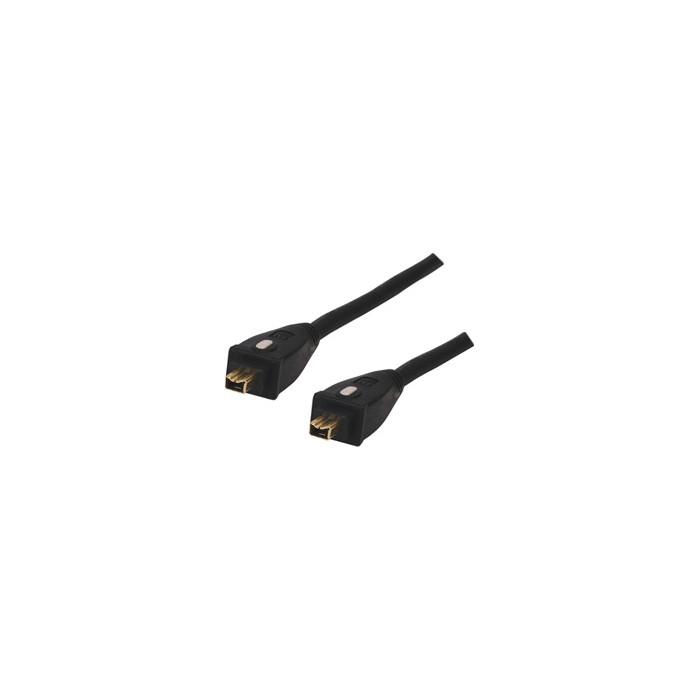 FireWire IEEE1394 Kabel 4p-4p
