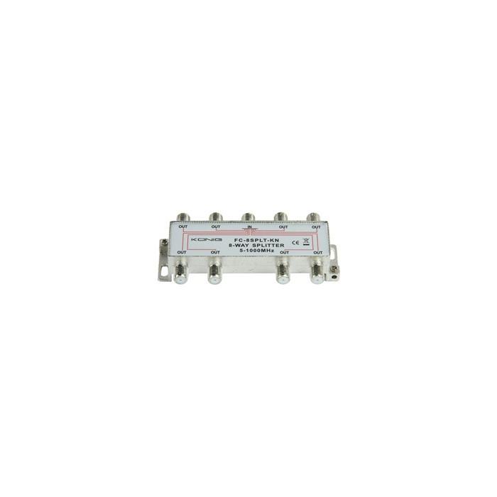 RF Splitter - FC-8SPLT