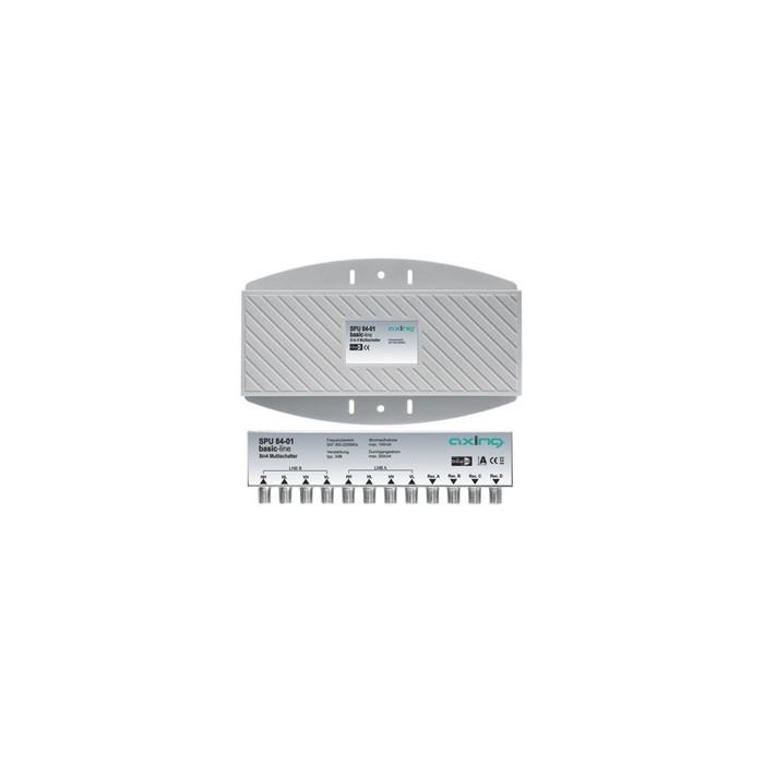 DiSEqC Switch - 4x2 (x4) Hi-Iso