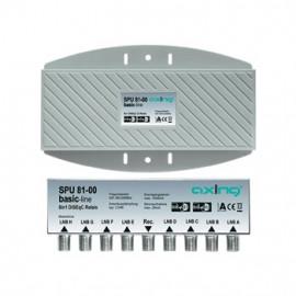 DiSEqC Switch - 8x1 Hi-Iso