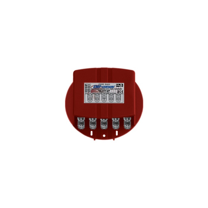 DiSEqC Switch - 8x1 (+1) Hi-Iso