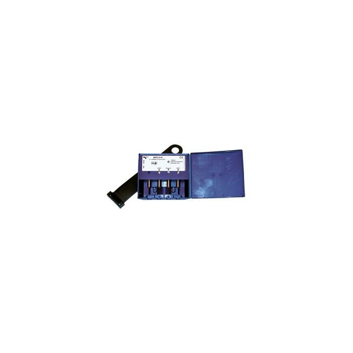 DiSEqC Switch - 2x1 (+1) Hi-Iso