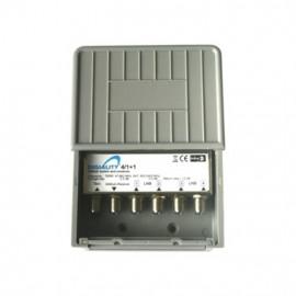 DiSEqC Switch - 4x1 (+1) Hi-Iso