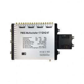 Multiswitch - 17x12 DiSEqC