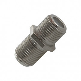 Coupler - F-female/F-female