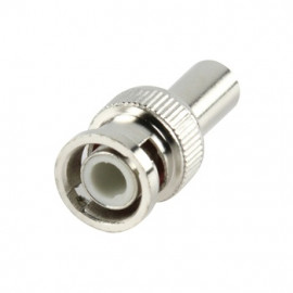 BNC-male Crimp Plug