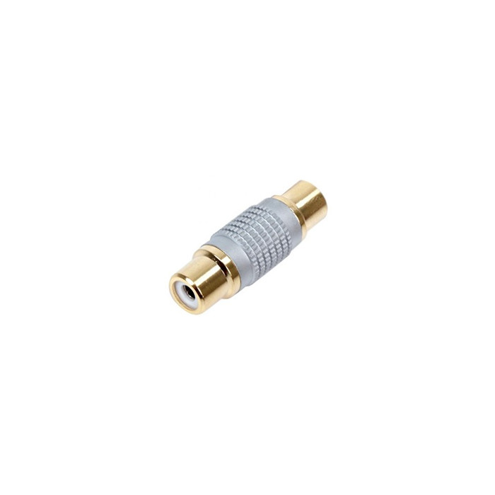 Coupler - RCA-female/RCA-female