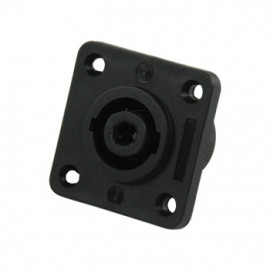 Speakerconnector 4p-female