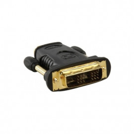 DVI-male to HDMI-female