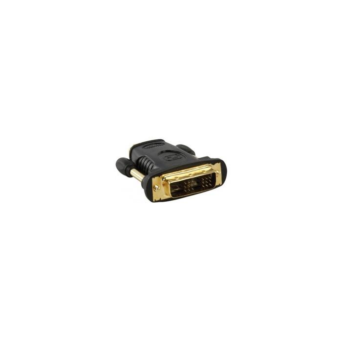 DVI-male to HDMI-female