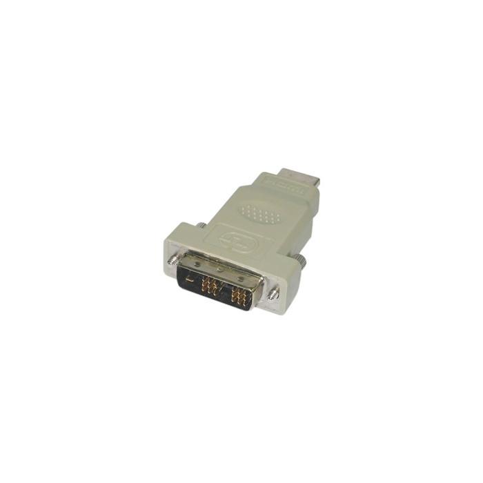 DVI-male to HDMI-male