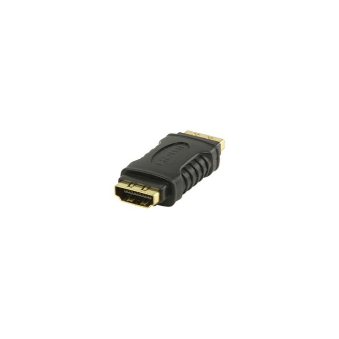 Skjøt - HDMI-hun/HDMI-hun