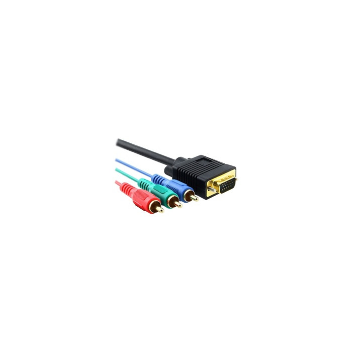 VGA to Component Cable