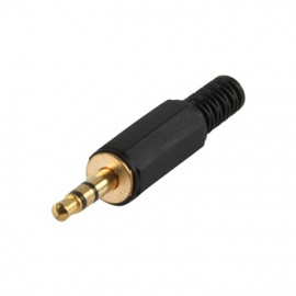 2,5mm Stereo Jack Plugg