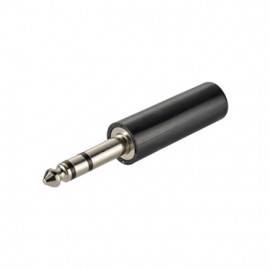 6,35mm Stereo Jack Plug