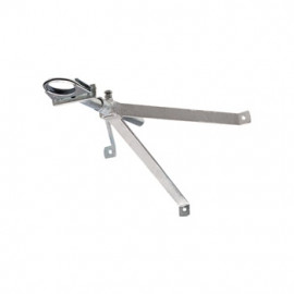 Wall Mount Telescopic