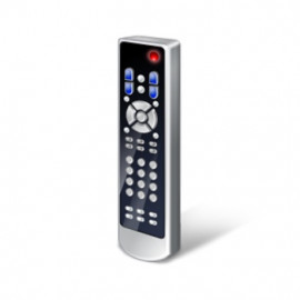 "Remote Control - Force 42"" TV"