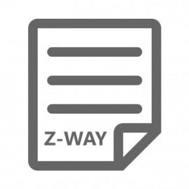 Z-Way Lisens til UZB1