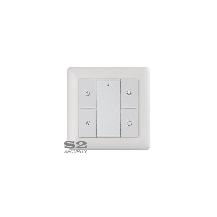 Veggkontroller - ZV9001K4-RGBW