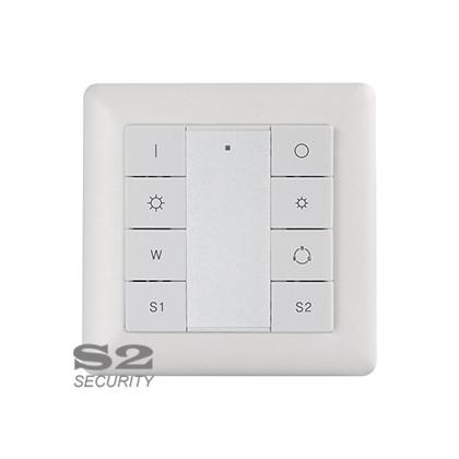 Wall Controller - ZV9001K8-RGBW