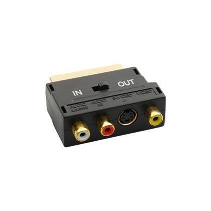 Adapter - SCART T1/T2