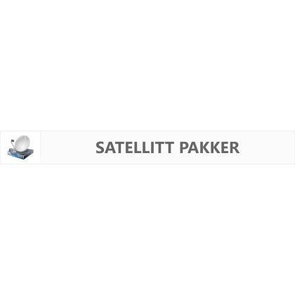Satellitt Pakker