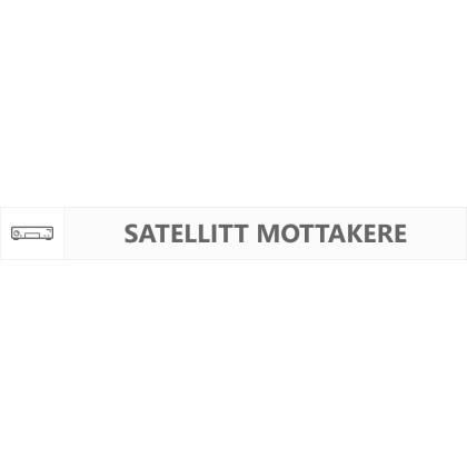 Satellitt Mottakere