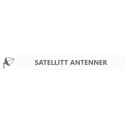 Satellitt Antenner