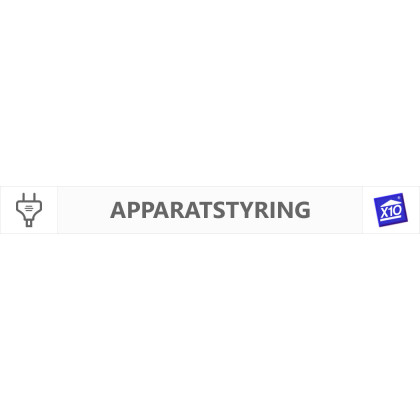 Apparatstyring