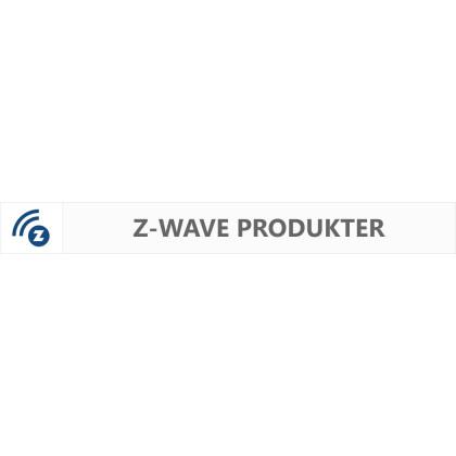 Z-Wave Produkter