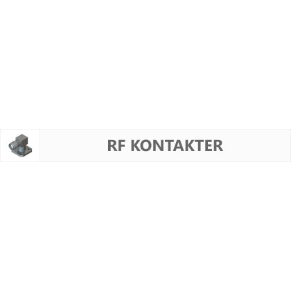 RF Kontakter