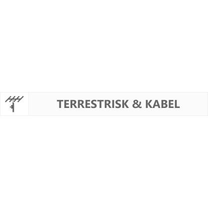Terrestrisk & Kabel
