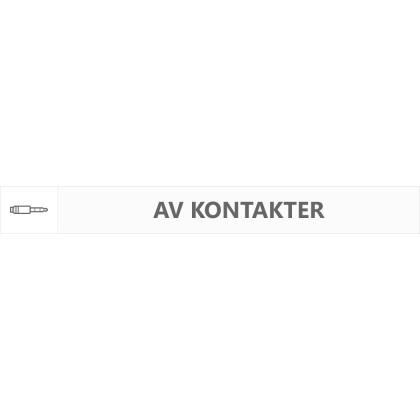 AV Kontakter
